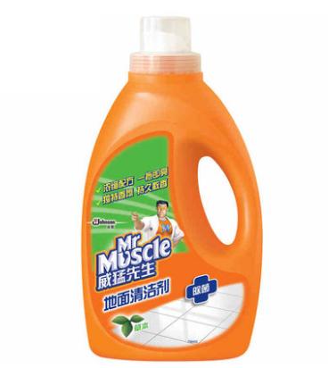 威猛先生地板清洁剂