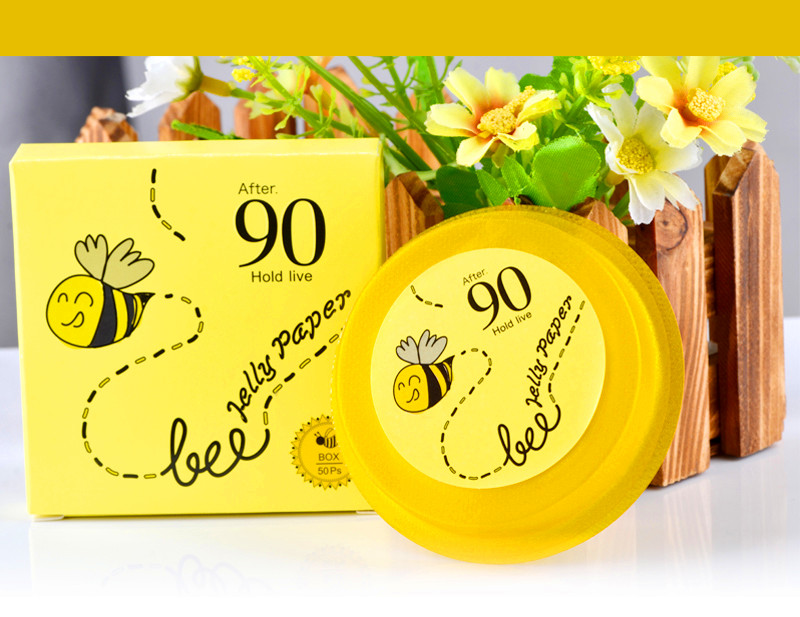HOLD LIVE蜂浆纸