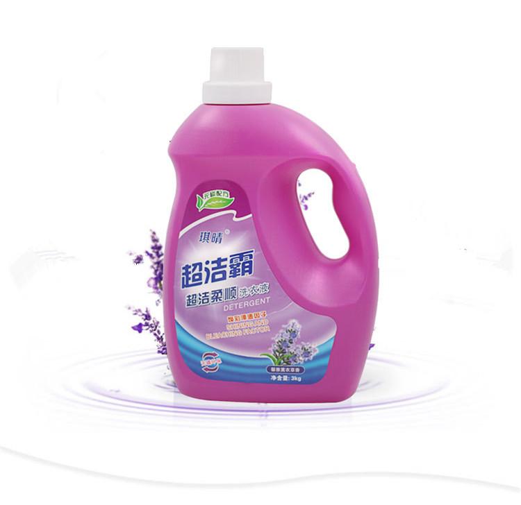 超洁霸洗衣液
